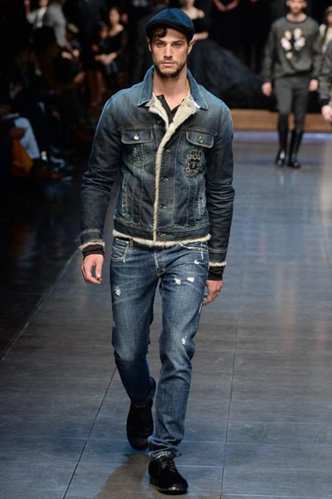 MILAN FASHION WEEK Dolce & Gabbana Fall 2015. www.imageamplified.com, Image Amplified (50)