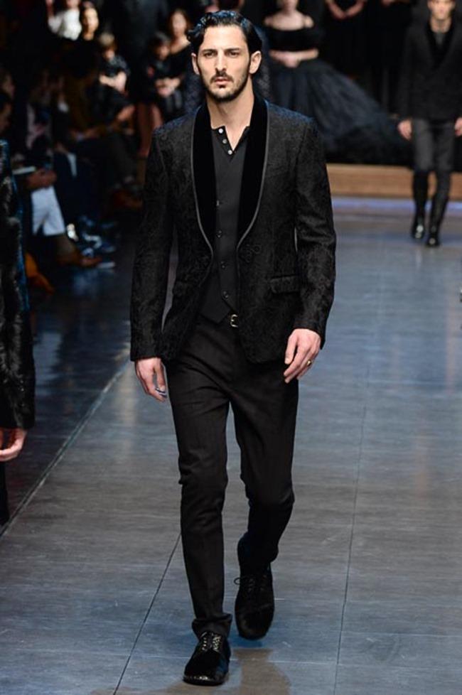 MILAN FASHION WEEK Dolce & Gabbana Fall 2015. www.imageamplified.com, Image Amplified (68)