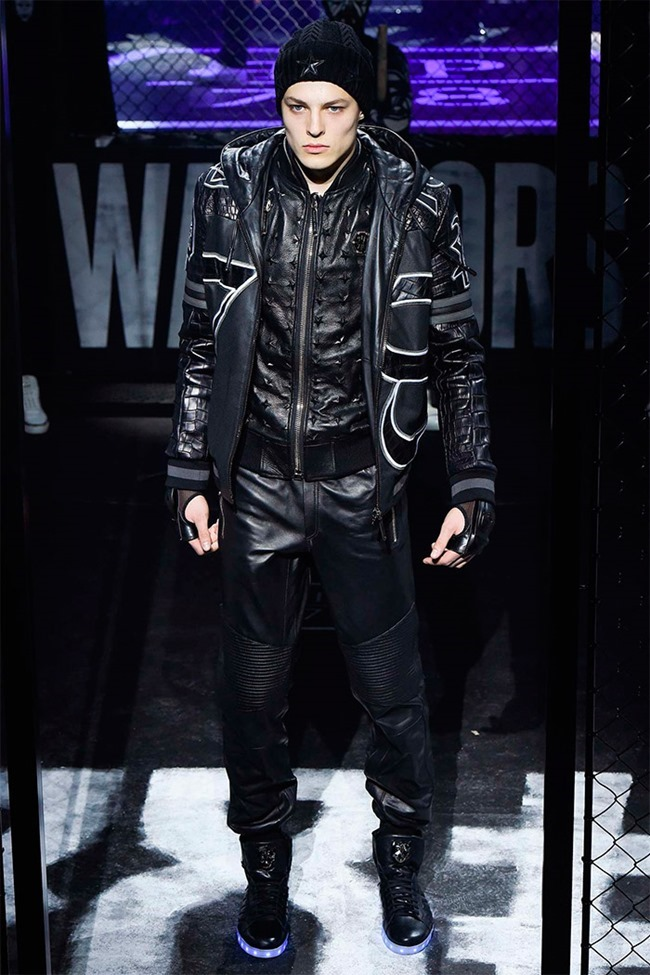 MILAN FASHION WEEK Philipp Plein Fall 2015. www.imageamplified.com, Image Amplified (7)