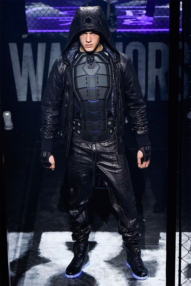 MILAN FASHION WEEK Philipp Plein Fall 2015. www.imageamplified.com, Image Amplified (31)
