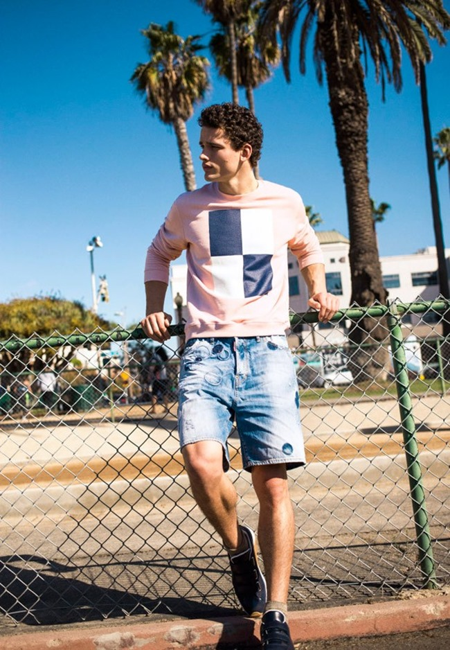 ROLLACOASTER MAGAZINE Simon Nessman by Greg Vaughan. Andrew Davis, Spring 2015, www.imageamplified.com, Image Amplified (2)