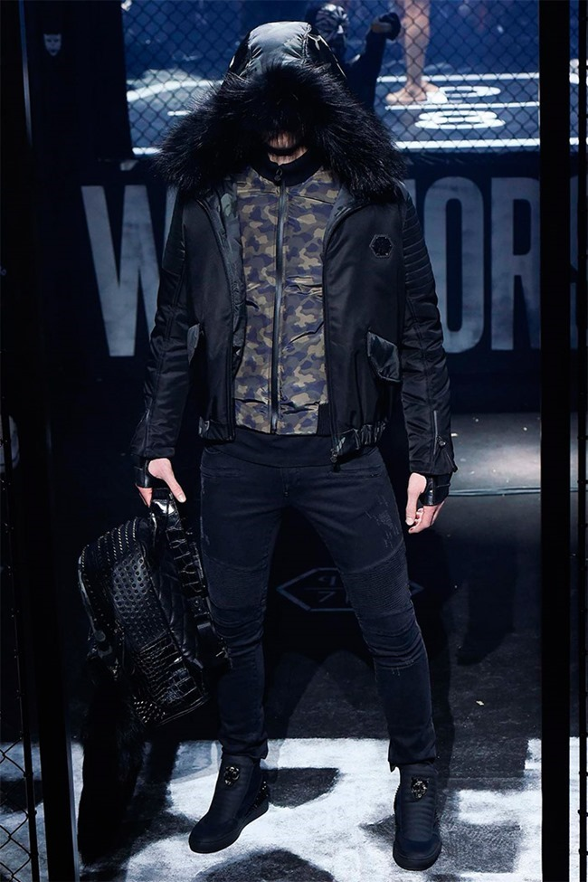 MILAN FASHION WEEK Philipp Plein Fall 2015. www.imageamplified.com, Image Amplified (48)