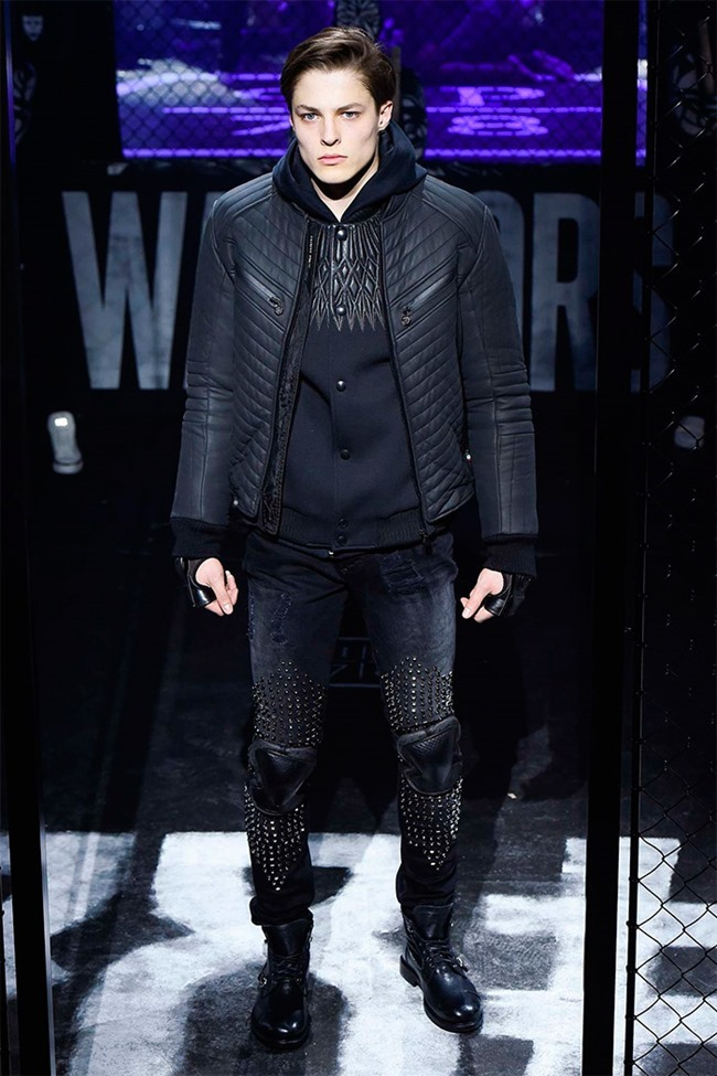 MILAN FASHION WEEK Philipp Plein Fall 2015. www.imageamplified.com, Image Amplified (55)