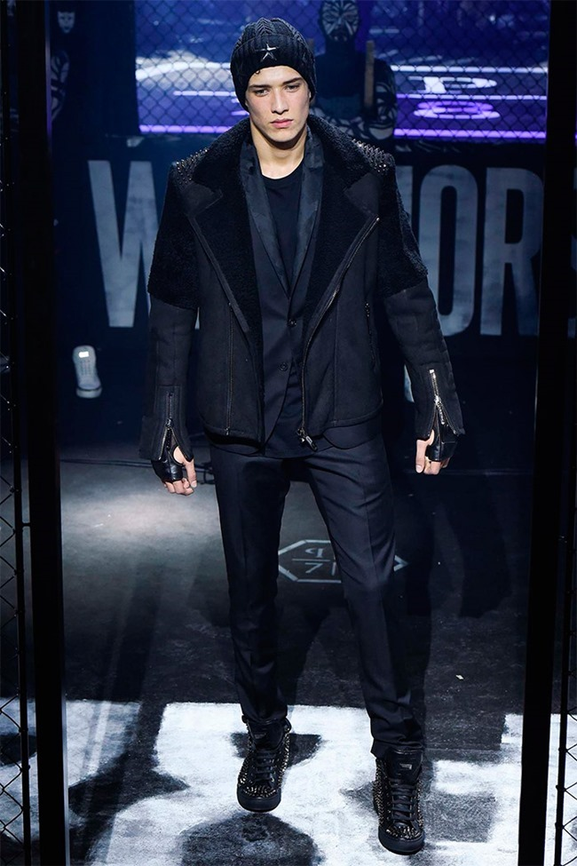 MILAN FASHION WEEK Philipp Plein Fall 2015. www.imageamplified.com, Image Amplified (57)
