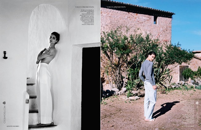 VOGUE UK Katryn Kruger by Quentin de Briey. Agata Beleen, February 2015, www.imageamplified.com, Image Amplified (7)