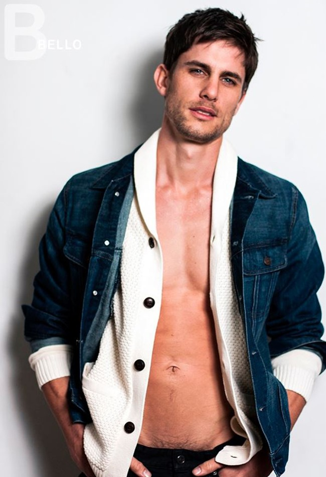 BELLO MAGAZINE Bryce Draper by Sonny Tong. Spring 2015, www.imageamplified.com, Image Amplified (2)