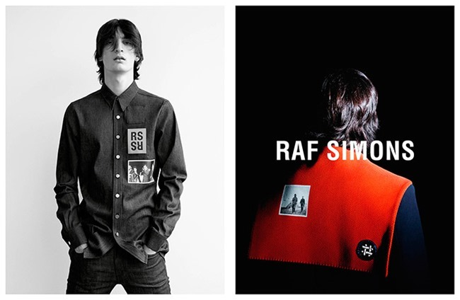 CAMPAIGN Luca Lemaire for Raf Simons Spring 2015 by Willy Vanderperre. Olivier Rizzo, www.imageamplified.com, image Amplified (3)