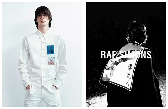 CAMPAIGN Luca Lemaire for Raf Simons Spring 2015 by Willy Vanderperre. Olivier Rizzo, www.imageamplified.com, image Amplified (4)