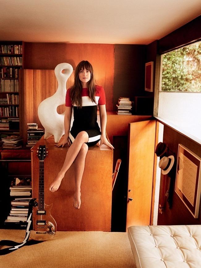 VOGUE MAGAZINE Dakota Johnson by Mario Testino. February 2015, www.imageamplified.com, Image Amplified (4)