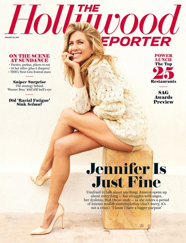 THE HOLLYWOOD REPORTER Jennifer Aniston by Ruven AFanador. January 2015, www.imageamplified.com, Image Amplified (4)