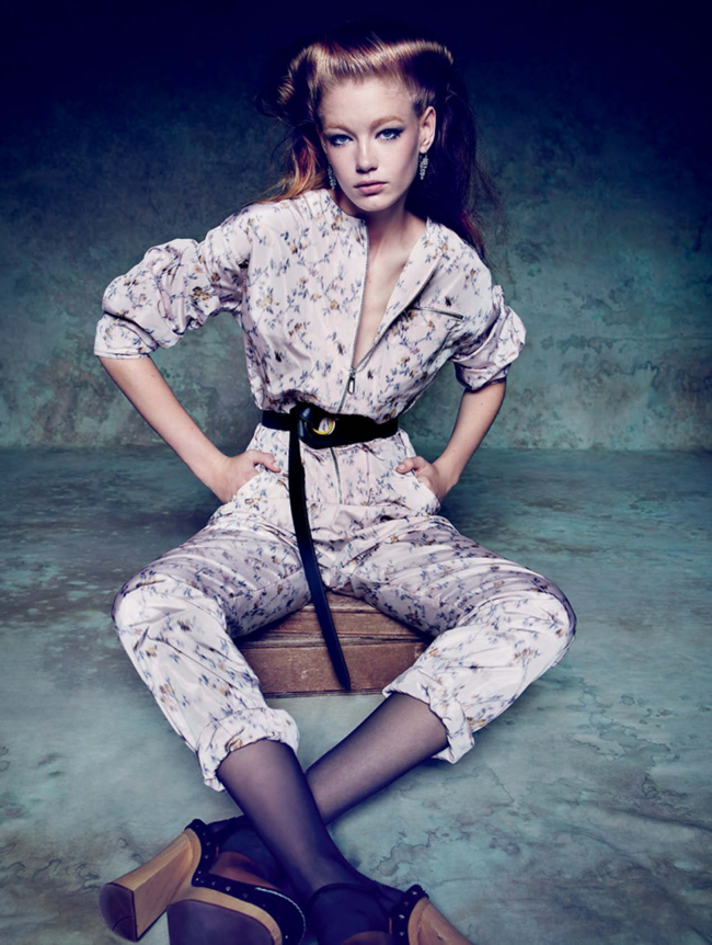 MARIE CLAIRE ITALIA Hollie-May Saker by Marcin Tyszka. Ivana Spernicelli, February 2015, www.imageamplified.com, Image Amplified (8)
