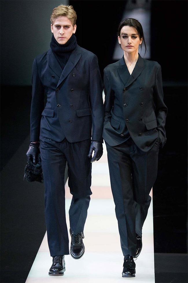 MILAN FASHION WEEK Giorgio Armani Fall 2015. www.imageamplified.com, Image Amplified (45)