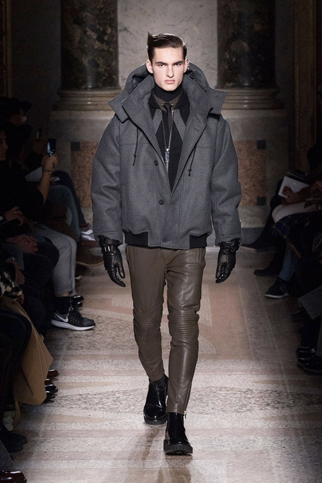 MILAN FASHION WEEK Les Hommes Fall 2015. www.imageamplified.com, Image Amplified (1)