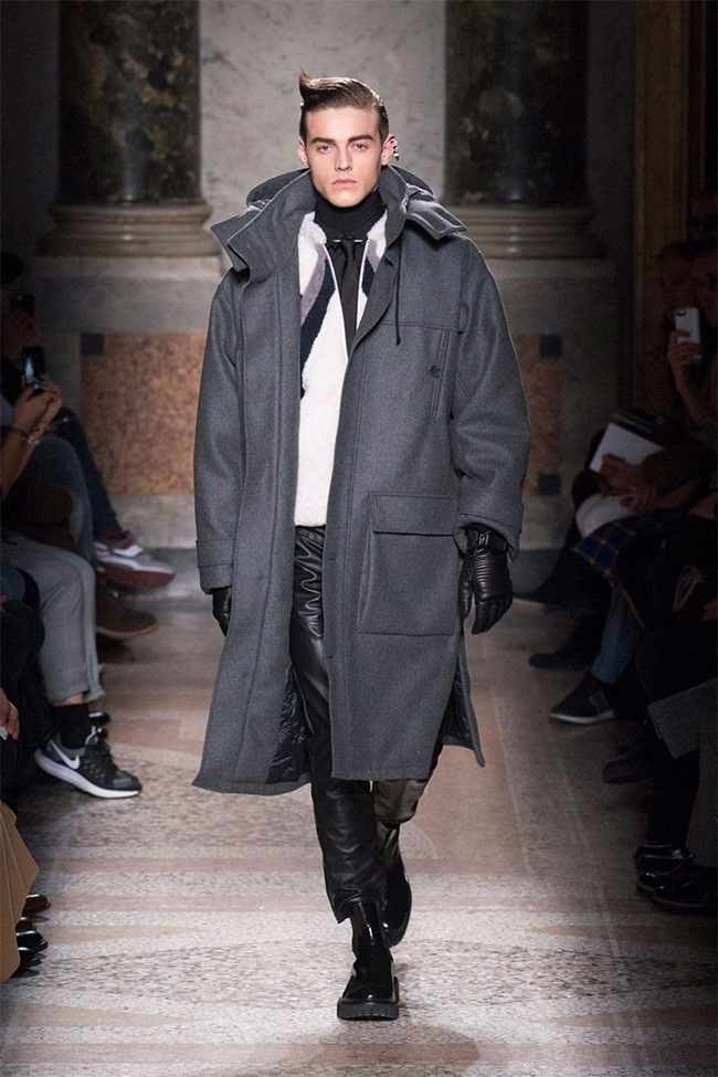 MILAN FASHION WEEK Les Hommes Fall 2015. www.imageamplified.com, Image Amplified (3)