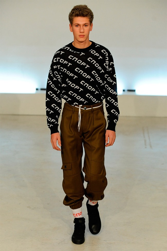 PARIS FASHION WEEK Gosha Rubchinskiy Fall 2015. www.imageamplified.com, Image Amplified (9)