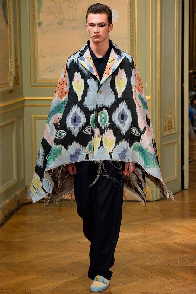 PARIS FASHION WEEK Walter Van Beirendonck Fall 2015. www.imageamplified.com, Image Amplified (23)