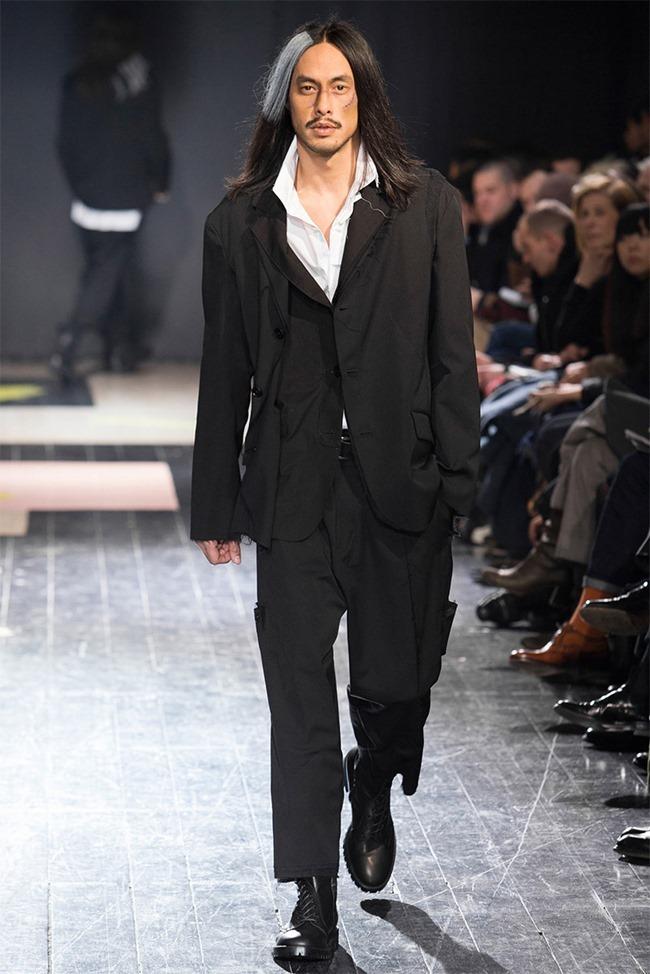 PARIS FASHION WEEK Yohji Yamamoto Fall 2015. www.imageamplified.com, Image Amplified (14)