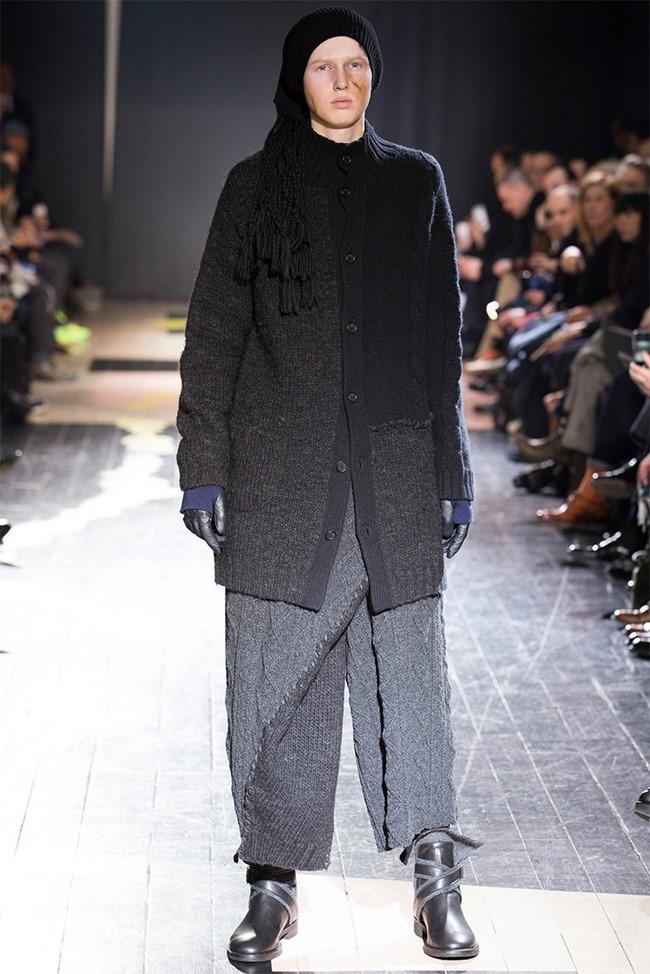 PARIS FASHION WEEK Yohji Yamamoto Fall 2015. www.imageamplified.com, Image Amplified (26)
