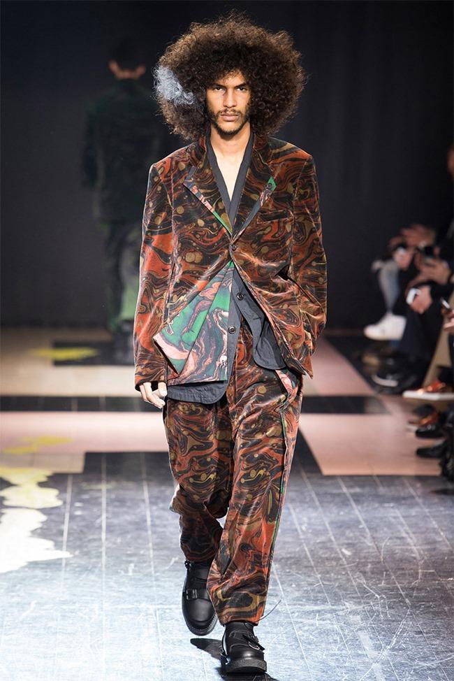 PARIS FASHION WEEK Yohji Yamamoto Fall 2015. www.imageamplified.com, Image Amplified (31)