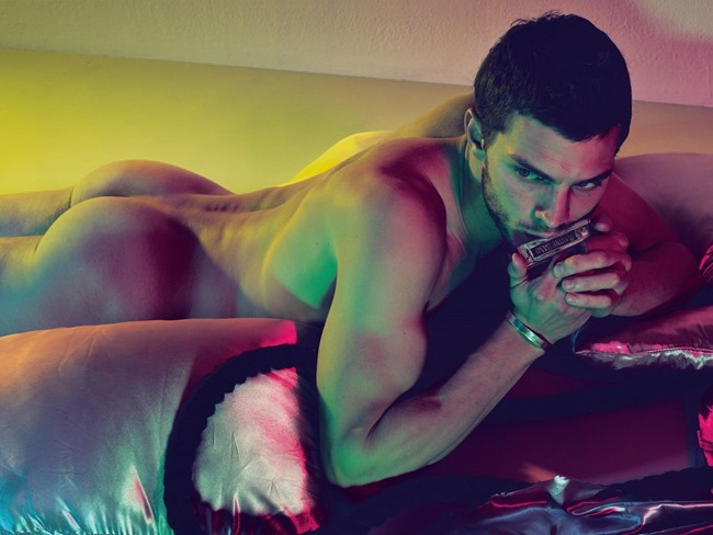 STYLE REWIND Jamie Dornan Naked for Visionaire #52 by Mert & Marcus. www.imageamplified.com, Image Amplified (1)
