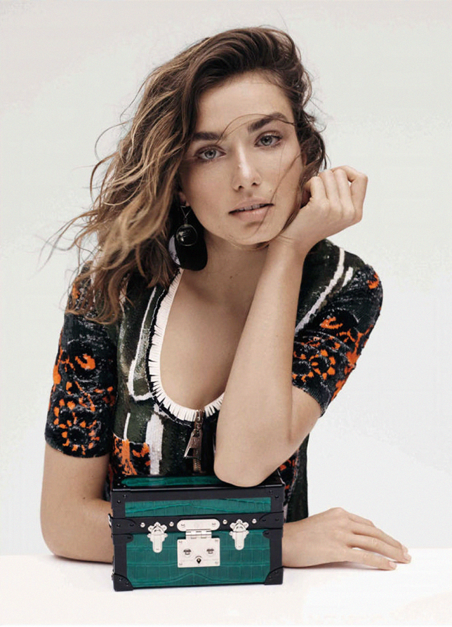 VOGUE SPAIN Andreea Diaconu by Benny Horne. Sara Fernandez, February 2015, www.imageamplified.com, Image Amplified (3)