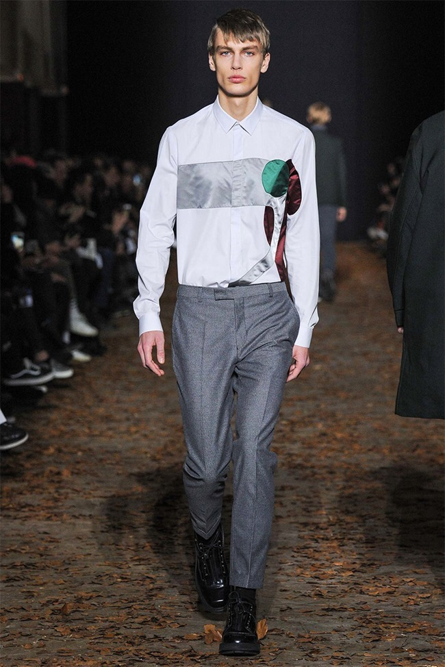 PARIS FASHION WEEK Kris Van Assche Fall 2015. www.imageamplified.com, Image amplified (10)
