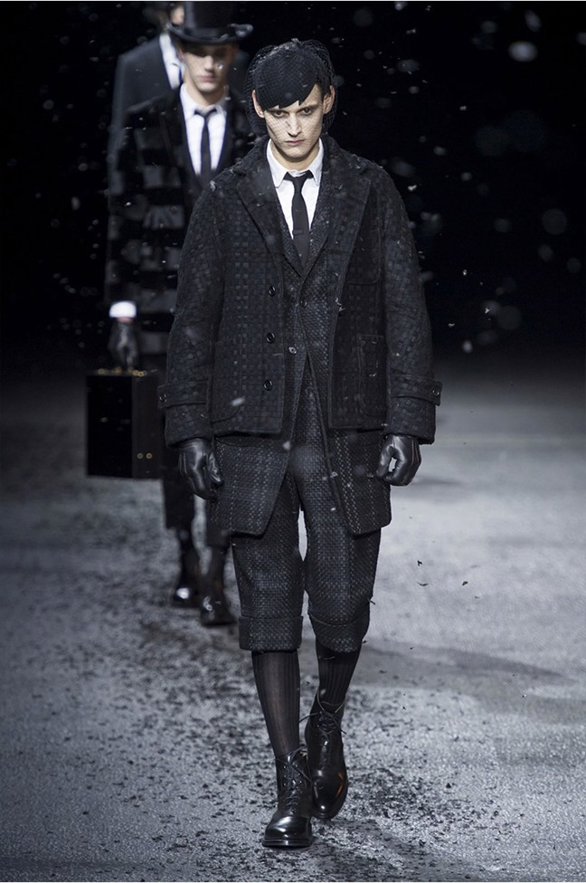 PARIS FASHION WEEK Thom Browne Fall 2015. www.imageamplified.com, Image Amplified (3)