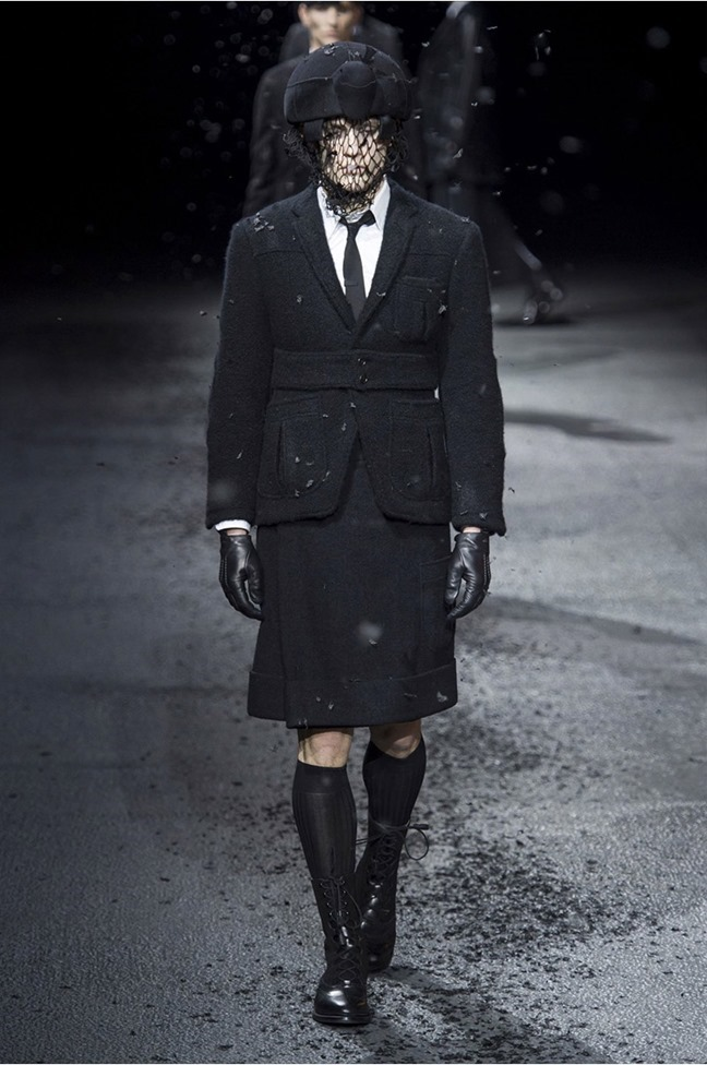 PARIS FASHION WEEK Thom Browne Fall 2015. www.imageamplified.com, Image Amplified (5)