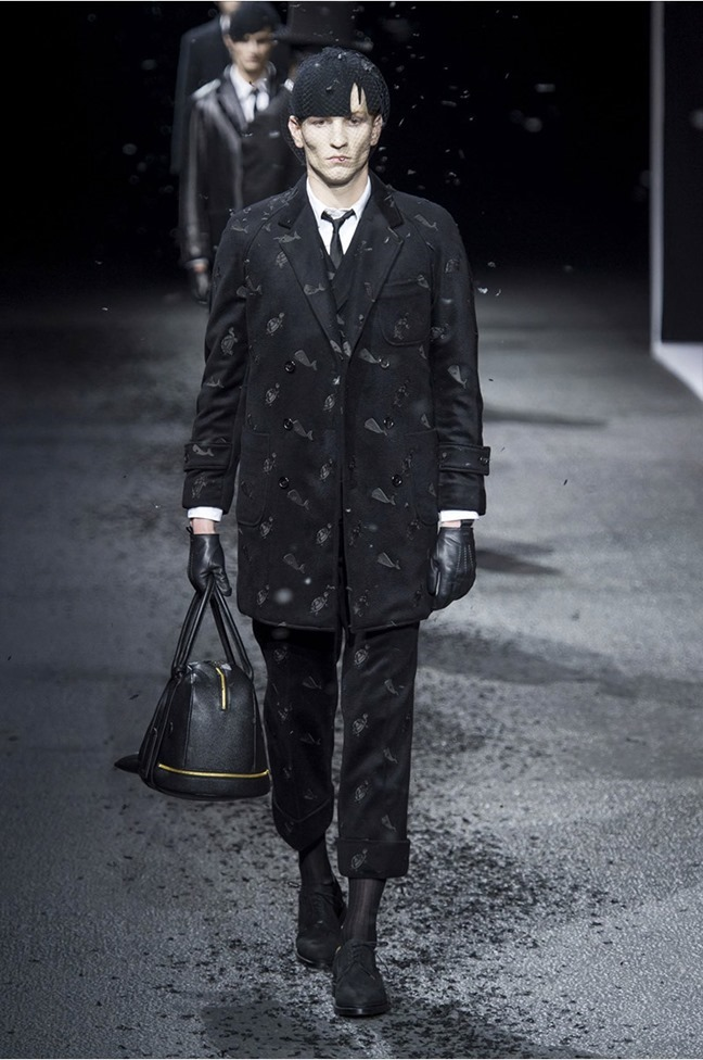 PARIS FASHION WEEK Thom Browne Fall 2015. www.imageamplified.com, Image Amplified (6)