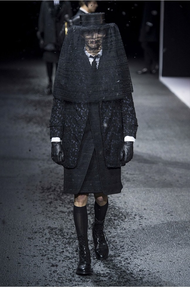 PARIS FASHION WEEK Thom Browne Fall 2015. www.imageamplified.com, Image Amplified (10)
