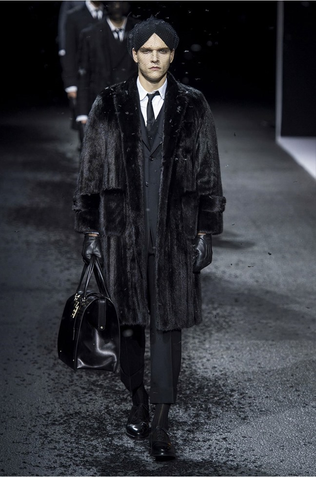 PARIS FASHION WEEK Thom Browne Fall 2015. www.imageamplified.com, Image Amplified (23)