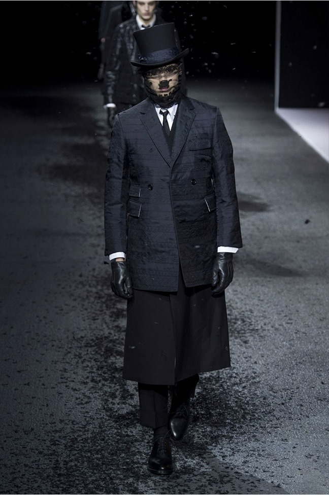 PARIS FASHION WEEK Thom Browne Fall 2015. www.imageamplified.com, Image Amplified (36)
