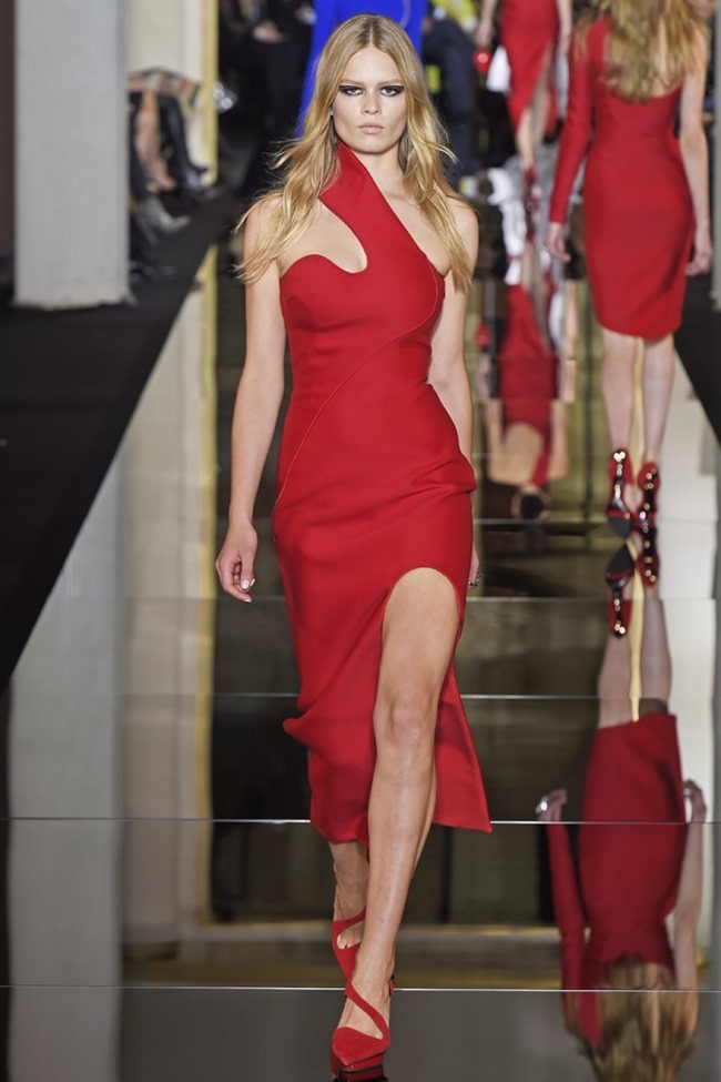 PARIS HAUTE COUTURE Atelier Versace Couture Spring 2015. www.imageamplified.com, Image Amplified (9)
