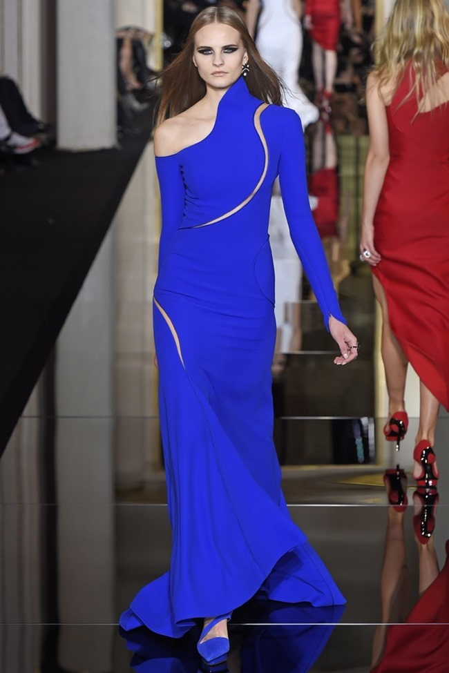 PARIS HAUTE COUTURE Atelier Versace Couture Spring 2015. www.imageamplified.com, Image Amplified (10)