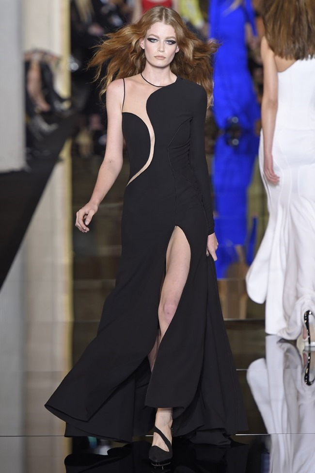 PARIS HAUTE COUTURE Atelier Versace Couture Spring 2015. www.imageamplified.com, Image Amplified (12)