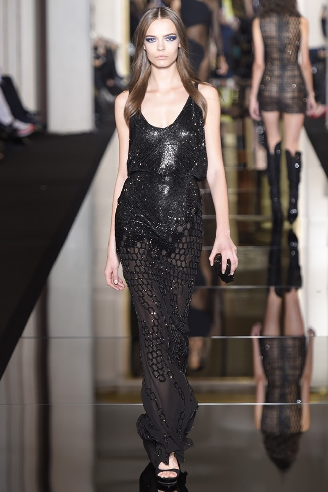 PARIS HAUTE COUTURE Atelier Versace Couture Spring 2015. www.imageamplified.com, Image Amplified (26)