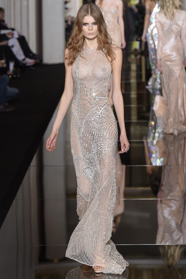 PARIS HAUTE COUTURE Atelier Versace Couture Spring 2015. www.imageamplified.com, Image Amplified (32)