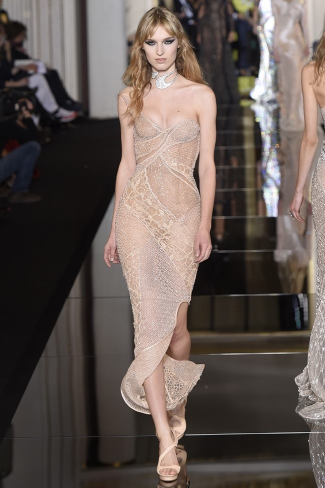 PARIS HAUTE COUTURE Atelier Versace Couture Spring 2015. www.imageamplified.com, Image Amplified (33)