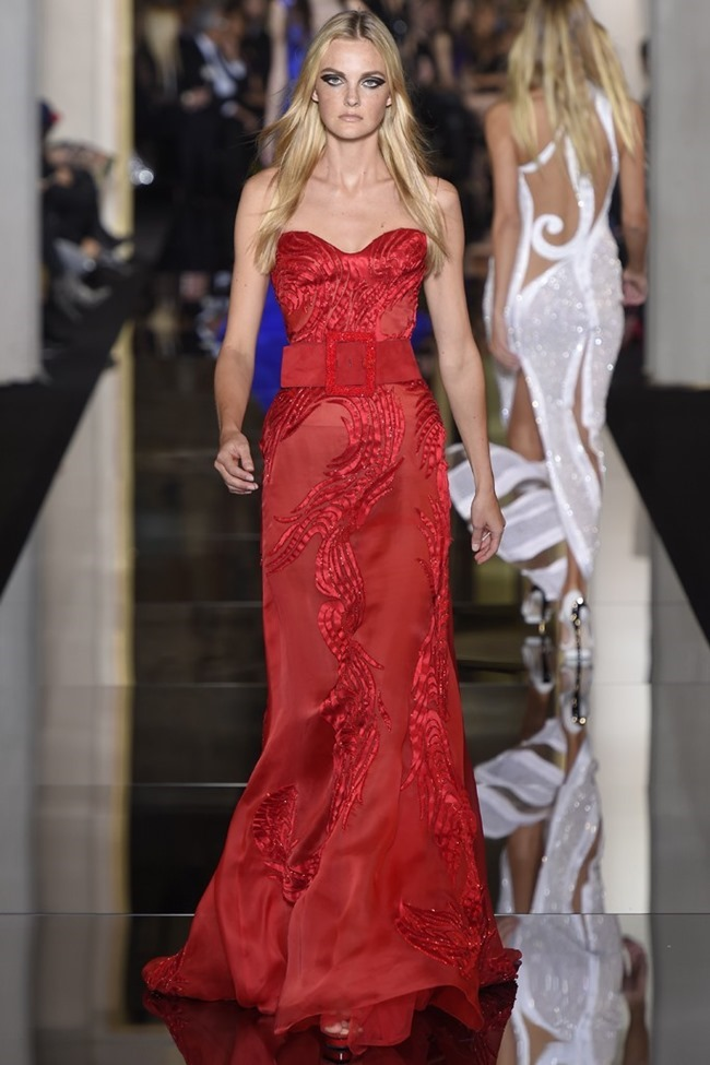 PARIS HAUTE COUTURE Atelier Versace Couture Spring 2015. www.imageamplified.com, Image Amplified (41)