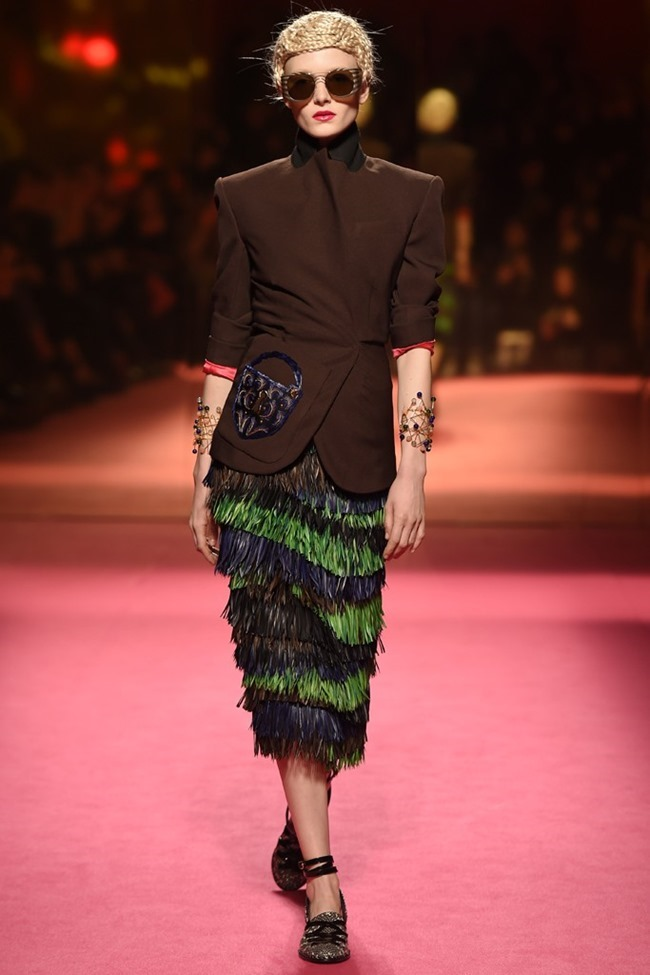 PARIS HAUTE COUTURE Schiaparelli Couture Spring 2015. www.imageamplified.com, Image Amplified (12)