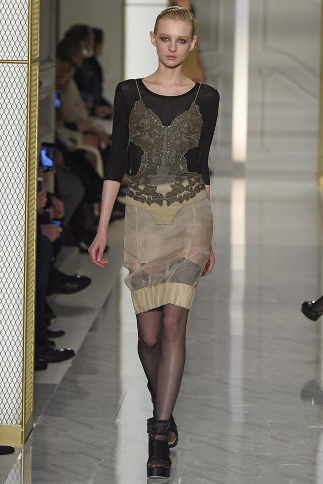 PARIS HAUTE COUTURE La Perla Atelier Couture Spring 2015. www.imageamplified.com, Image Amplified (8)