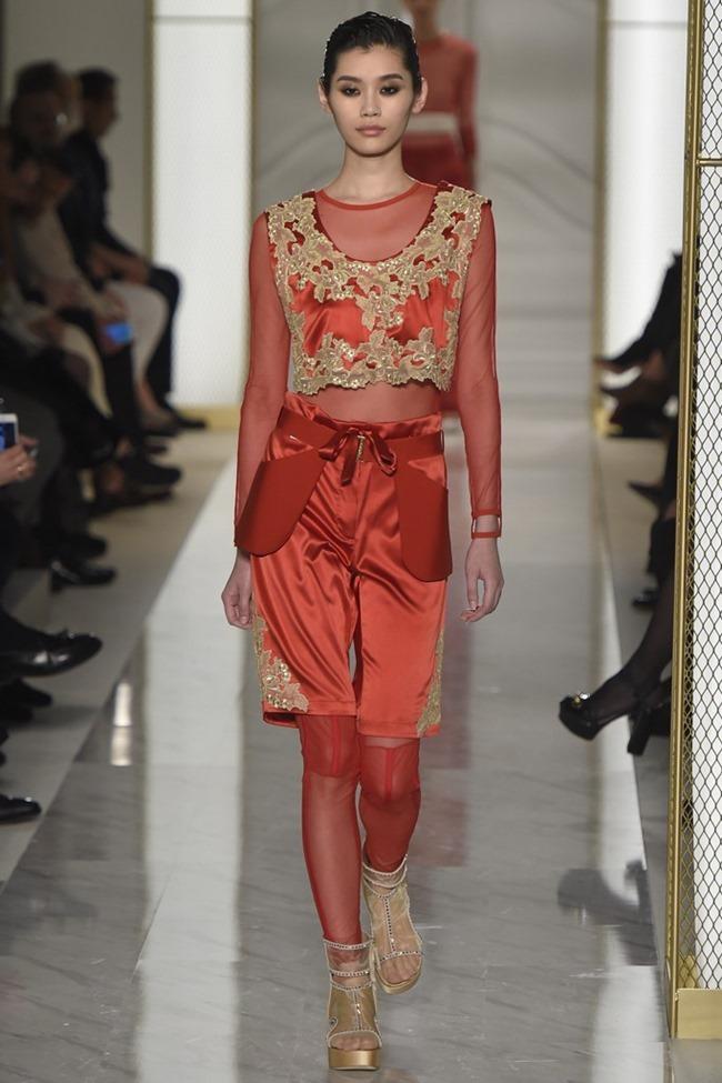 PARIS HAUTE COUTURE La Perla Atelier Couture Spring 2015. www.imageamplified.com, Image Amplified (23)