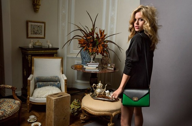 CAMPAIGN Georgia May Jagger for Mulberry Spring 2015 by Inez & Vinoodh. www.imageamplified.com, Image Amplified (3)