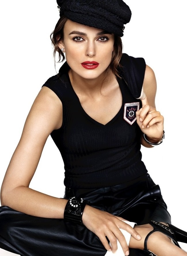 CAMPAIGN Keira Knightley for Chanel Coco Rougue Lipstick. www.imageamplified.com, Image Amplified (1)