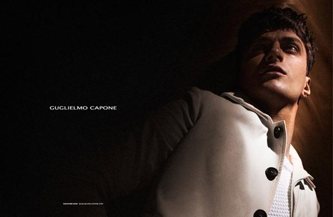 CAMPAIGN Matthew Bell for Guglielmo Capone Spring 2015 by Van Mossevelde   N. Nik Piras, www.imageamplified.com, Image Amplified (3)