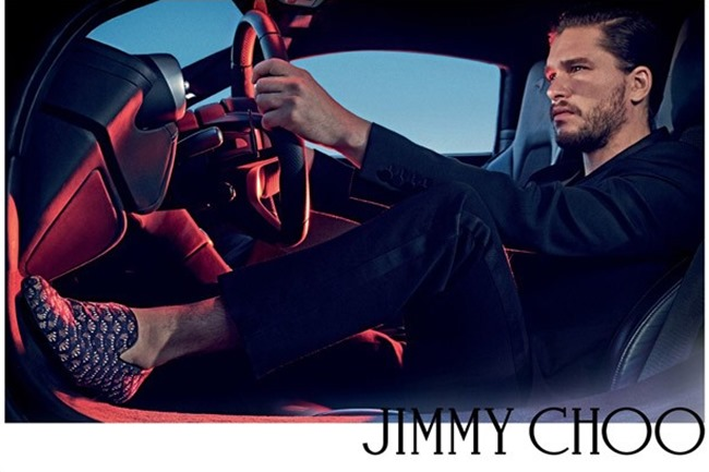 CAMPAIGN Ondria Hardin & Kit Harington for Jimmy Choo Spring 2015 by Steven Klein. Panos Yiapanis, www.imageamplified.com, Image Amplified (5)