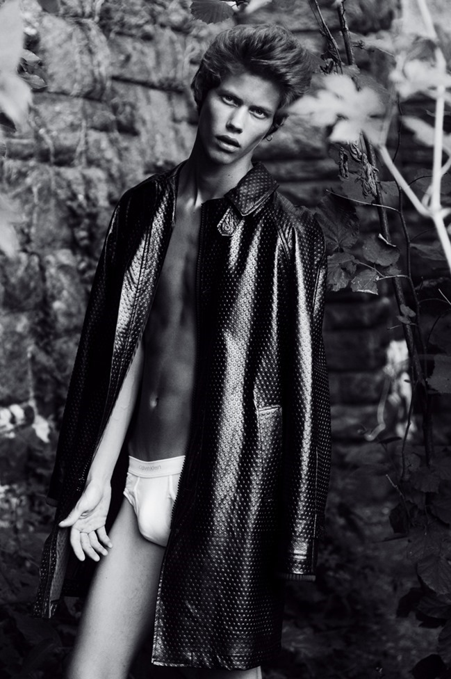 ELSEWHERE MAGAZINE Joel Wolfe by Hadar Pitchon. Marc Anthony George, Spring 2015, www.imageamplified.com, Image amplified (8)