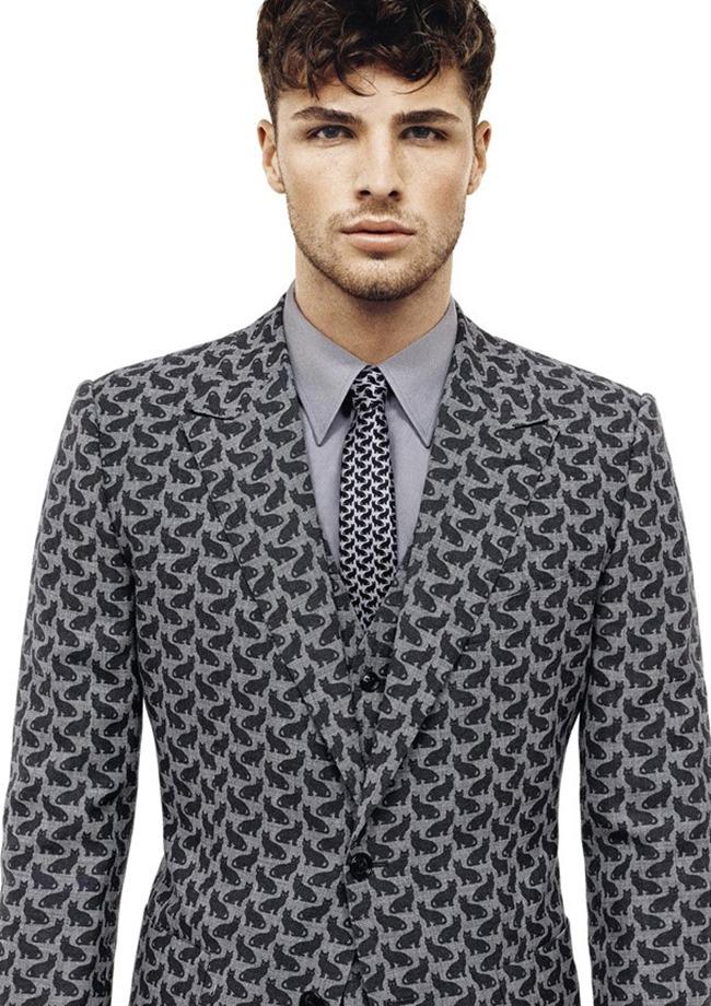 LOOKBOOK Dolce & Gabbana Spring 2015. www.imageamplified.com,  Image Amplified (21)