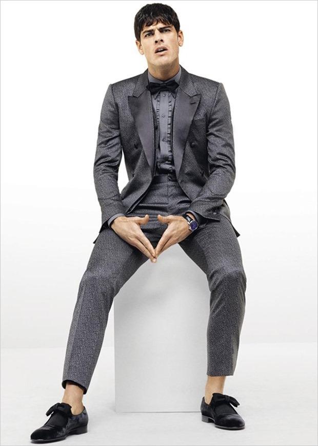 LOOKBOOK Dolce & Gabbana Spring 2015. www.imageamplified.com,  Image Amplified (44)
