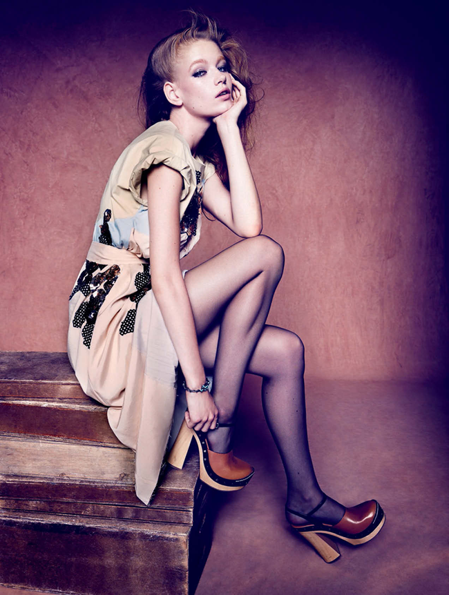 MARIE CLAIRE ITALIA Hollie May Saker by Marcin Tyszka. Ivana Spernicelli, February 2015, www.imageamplified.com, Image Amplified (8)
